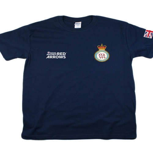 96ababe8e Red Arrows Fully Embroidered Eclat T-shirt - Reds Merchandise