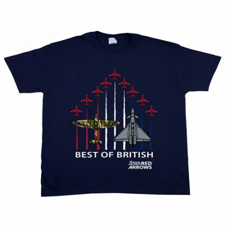 Best Of British T-shirt - Kids