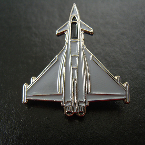 Eurofighter Pin Badge