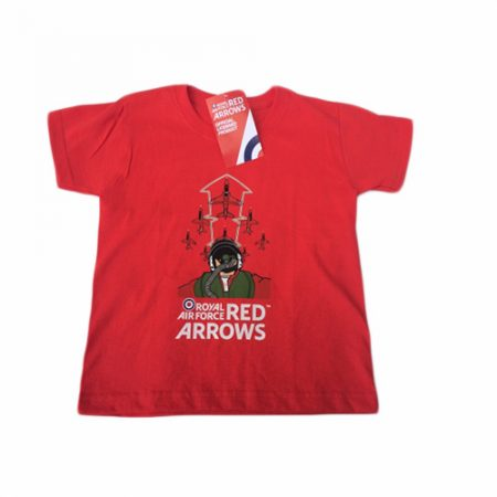 Red Arrows Cockpit T-shirt