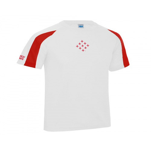 Red Arrows Sports Cool Dry T-shirt