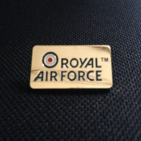 RAF Logo Pin Badge