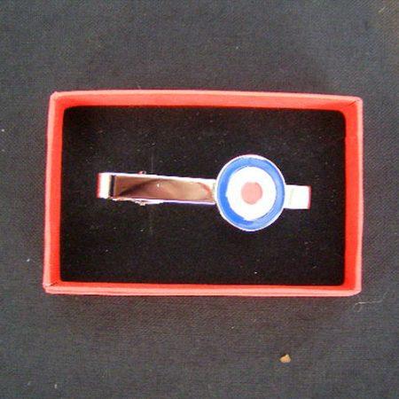 RAF Roundel Tie Pin