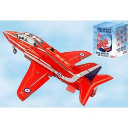 Red Arrows 3d Build A Plane