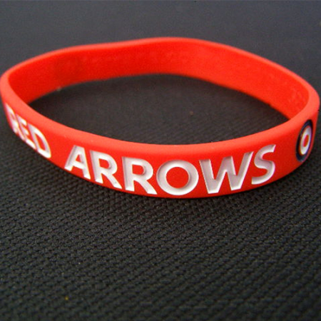 Red Arrows Adult Wristband