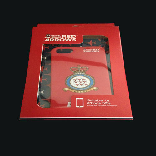 Red Arrows Eclat Iphone 5_5s Cover Boxed