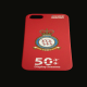 Red Arrows Eclat Iphone 5_5s Cover