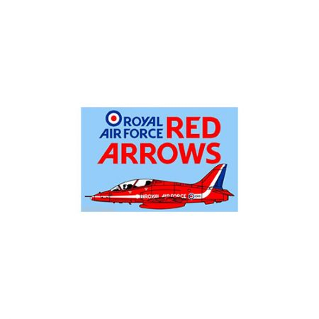 Red Arrows Ensign Flag