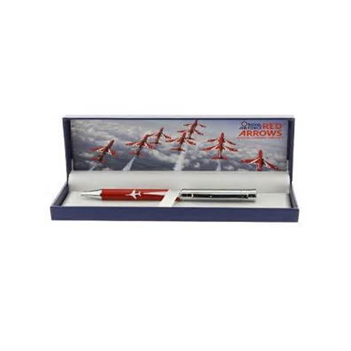 Red Arrows Hawk Display Pen In Box