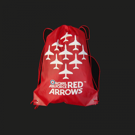 Red Arrows Swimming Bag