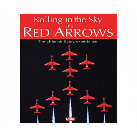 Rolling In The Sky The Red Arrows Dvd