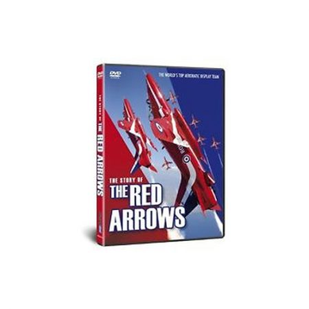 The Story Of The Red Arrows Dvd