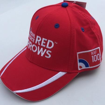 RAF100 Cap Side (Red)