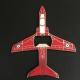 Red Arrows Hawk Bottle Opener