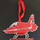 Red Arrows Hawk Christmas Decoration