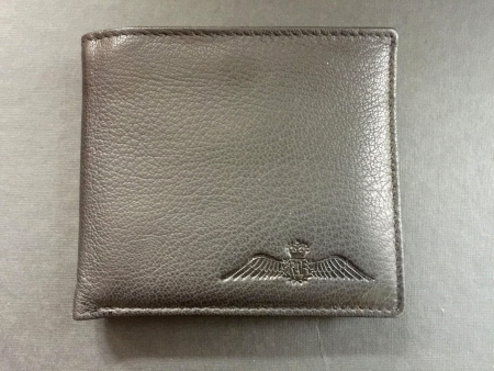 RAF Leather Wallet