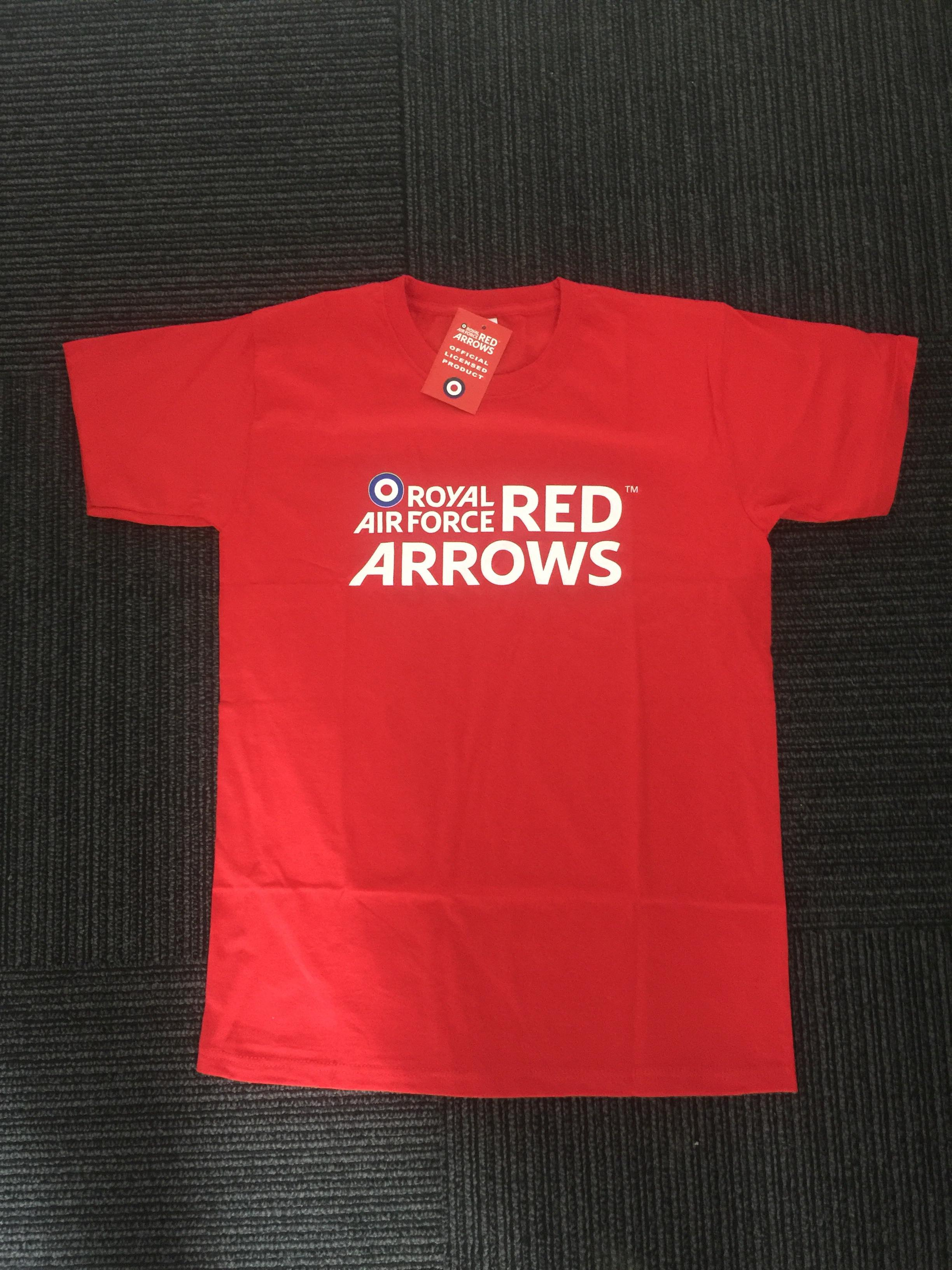 Red Arrows 'Logo' T Shirt