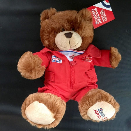 Red Arrows Pilot Teddy Bear
