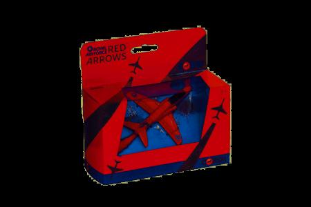 Corgi Die Cast Red Arrows Hawk Boxed