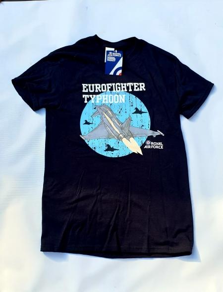 RAF Eurofighter Typhoon T-Shirt (Adult)