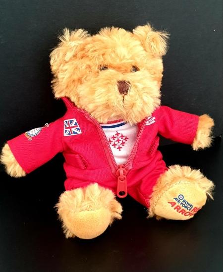 Red Arrows Flight Suit Teddy 2