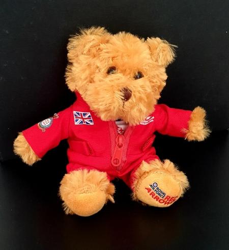 Red Arrows Flight Suit Teddy