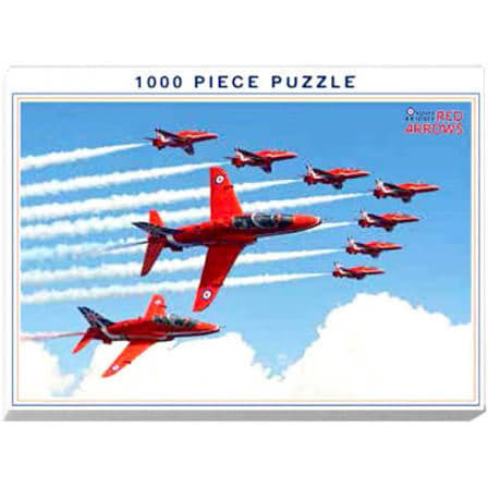 Red Arrows 1000 Piece Puzzle
