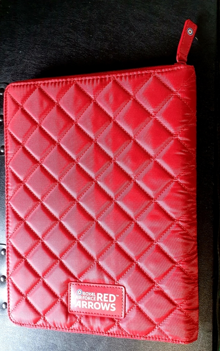 Red Arrows Universal Tablet Cover