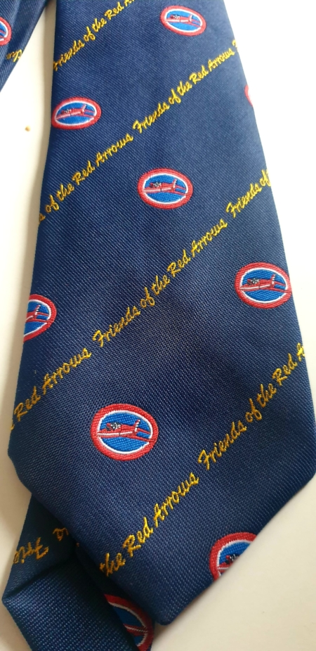 Friends of the Red Arrows Tie (Closer)