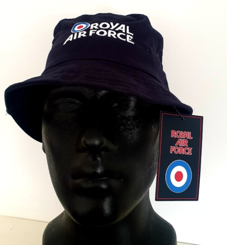 RAF Navy Blue Sun Bucket Hat