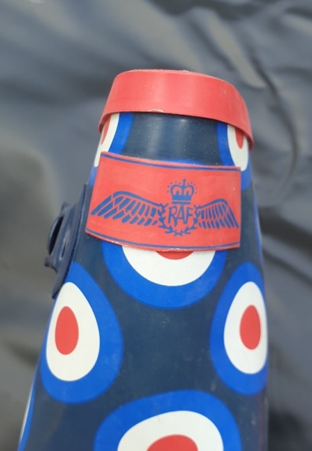 RAF Roundel Childrens Wellies (Front)