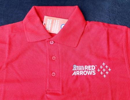 Red Arrows Polo Shirt