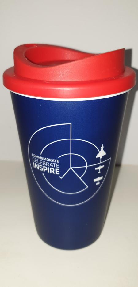 Royal Air Force 100 Sipper Mug Back