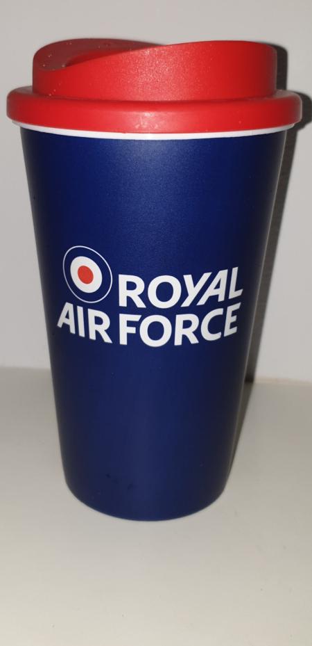 Royal Air Force 100 Sipper Mug Front