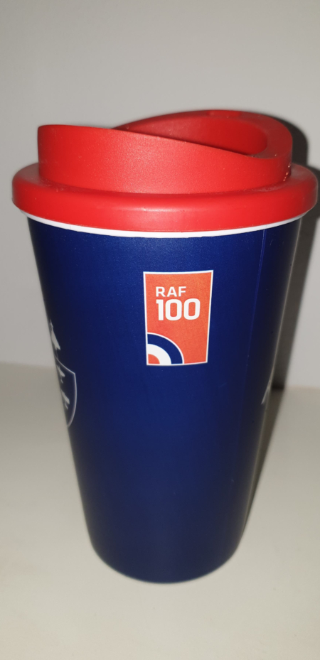 Royal Air Force 100 Sipper Mug Side