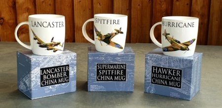 Battle of Britain Memorial Flight Mug Set