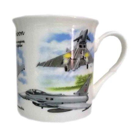 RAF Eurofighter Typhoon Bone China Mug