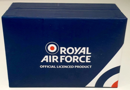 RAF Wings Pin Badge Boxed (Closed)
