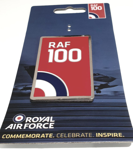 RAF100 Logo Fridge Magnet