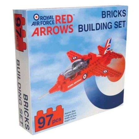 Red Arrows Hawk Brick Set